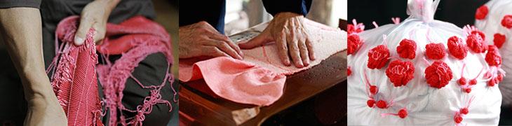 手作りの心 伝統工芸士の技の結集